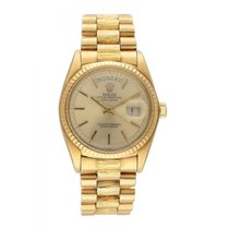 Rolex 18078 Yellow gold 1973 Day-Date 36 36mm pre-owned United States of America, New York, New York