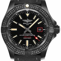 Breitling Avenger Blackbird 44 Titanium 44mm Black No numerals United States of America, New Jersey, Princeton