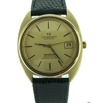 Omega Constellation Gold/Steel 36mm Gold No numerals Australia, Chadstone Vic.