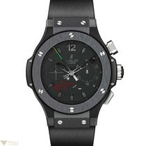 Hublot Big Bang Ayrton Senna LE Chronograph Black Ceramic...