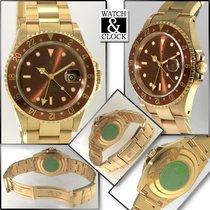 Rolex GMT II Brown