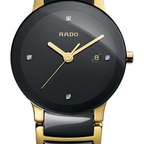Rado 28mm Quartz 2019 new Centrix Black