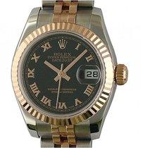 Rolex Datejust Lady Stahl Roségold Everose Automatik Armband...