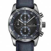 """Porsche Design Chronotimer Series 1 """"Deep Blue"""""""