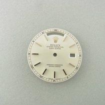Rolex Day-date Weißgold Zifferblatt Silver Stick Dial Ref...