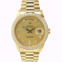 Rolex Day Date full gold 18k 18348