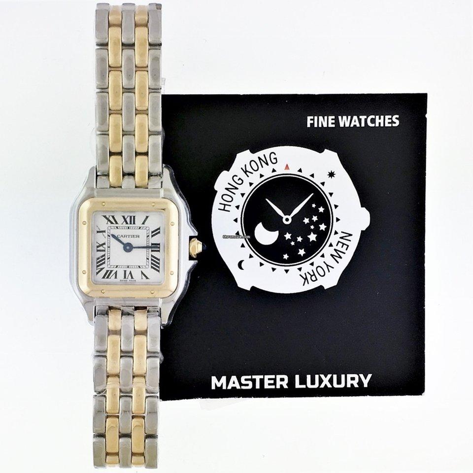 Ladies Cartier precious diamond watches