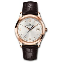 Jaeger-LeCoultre Master Control Date Rose gold 39mm Arabic numerals United States of America, New York, NEW YORK