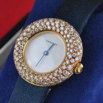 Chaumet Yellow gold 28mm Quartz Chaumet Anode 18k Gold & Diamonds pre-owned
