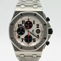 Audemars Piguet Royal Oak Offshore Chronograph Steel 42mm Silver United States of America, California, Newport Beach