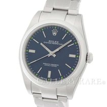 """Rolex Oyster Perpetual Blue Dial Steel 39MM """"New 2017"""""""