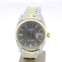Rolex Datejust 36mm Steel/Gold GreyDial (BOXonly1974) MINT