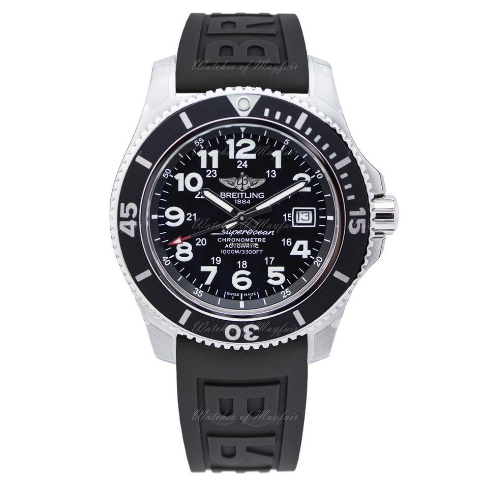 07a5d85b207 Breitling Superocean II 44 - Todos os preços de relógios Breitling  Superocean II 44 na Chrono24