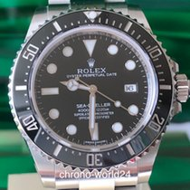 Rolex Sea-Dweller Ref. 116600 like new 2016 box&papers