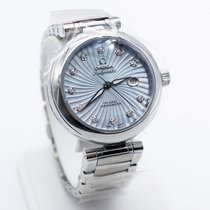 Omega De Ville Ladymatic Steel 34mm Blue No numerals United States of America, New York, New York