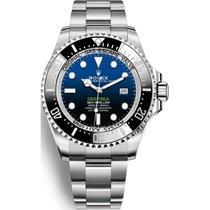 劳力士  126660  Deep Sea Blue  (Latest Version)