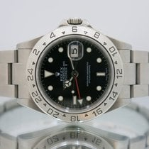 """Rolex Explorer II """"Caliber 3186"""" with Box and Papers"""