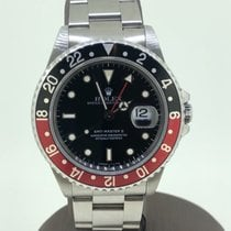 Rolex GMT-Master II Coke Black & Red ( PEPSI )  after full...