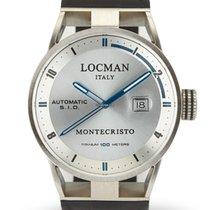Locman 44mm Automatik neu Montecristo