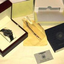 Longines Master Collection Stal 42mm Czarny Rzymskie Polska, Katowice