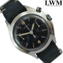 Lemania Acero escluso corona 40mm Cuerda manual 6BB/924 - 3306 usados