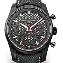 Girard Perregaux 49590-39-612-BB6B Carbon 2019 Competizione 42mm new