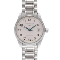 Longines new Automatic Display Back Center Seconds 25.5mm Steel Sapphire Glass