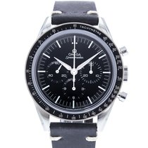 Omega 311.32.40.30.01.001 Steel 2010 Speedmaster Professional Moonwatch 40mm pre-owned