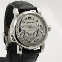 Montblanc Steel 43mm Automatic 106595 pre-owned
