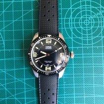 Oris Divers Sixty Five Steel 40mm Black Arabic numerals United States of America, New York, Brooklyn