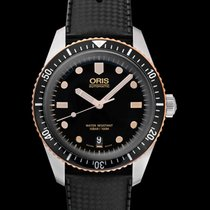 Oris Divers Sixty Five 0173377074354-0742018 new