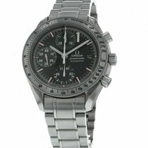 Omega Speedmaster Date Steel 39mm Black United States of America, Florida, Sarasota