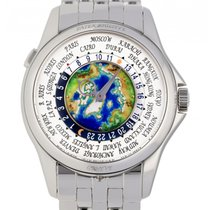 Patek Philippe World Time 5131/1P-001 Neu Platin 39mm Automatik Schweiz, Lugano