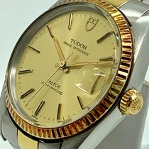 Tudor Prince Oysterdate 75203 1986 pre-owned