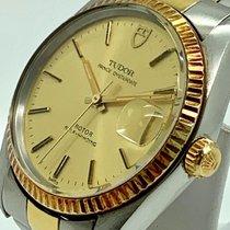 Tudor Prince Oysterdate Steel 34mm Gold No numerals United States of America, Florida, Miami
