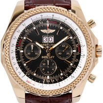 Breitling K44362 Yellow gold 2008 Bentley 6.75 48.8mm pre-owned