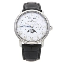 Blancpain Villeret Complete Calendar Steel 40.3mm White Roman numerals United States of America, Pennsylvania, Bala Cynwyd
