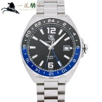 TAG Heuer Steel 41mm Automatic WAZ211A.BA0875 pre-owned