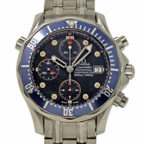 Omega Seamaster Diver 300 M 2225.80.00 2007 pre-owned