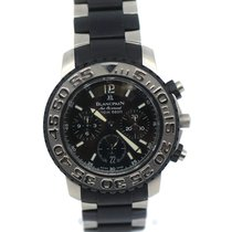 Blancpain Air Command Steel 40mm Black United States of America, New York, New York
