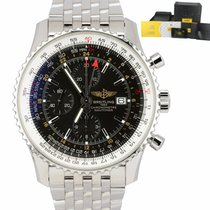 Breitling Navitimer World A24322 pre-owned