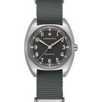 Hamilton Khaki Pilot Pioneer new Manual winding Watch with original box and original papers H76419931