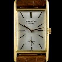 Patek Philippe Gondolo Yellow gold 23mm Silver