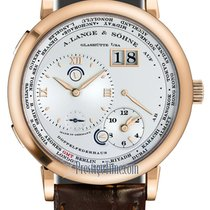 A. Lange & Söhne Rose gold 41.9mm Manual winding Lange 1 new United States of America, New York, Airmont