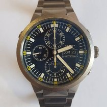 IWC Titanio 43mm Automatico IW371502 usato Italia, No duties and taxes for the customer outside Europe. For European companies no VAT art. 2006/112 / EC