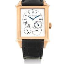 Girard Perregaux | A Pink Gold Rectangular Automatic Wristwatc...