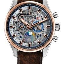 ゼニス (Zenith) Zenith Chronomaster Grande Date Full Open · El...