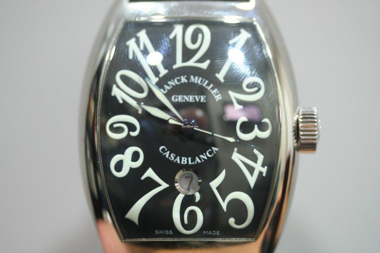 054ea37fc97 Relógios Franck Muller usados - Compare os preços de relógios Franck Muller  usados