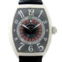 フランク ミュラー 8880 Vegas Automatic Men's Watch Ceremony 33franck...