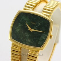 Piaget Yellow gold Manual winding Piaget Vintage Dress Watch 18K SOLID Snake Link Bracelet pre-owned United States of America, Illinois, Wheaton